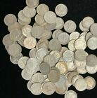 90% Junk Silver US Roosevelt Dimes $10 face value 100 coins before 1965