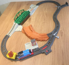 Thomas & Friends Daring Derail Railway Tank Engine Train Set Trackmaster FBK07