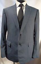 Cerruti 1881-Italie Smart élégant gris/bleu veste de tailleur/blazer UK 46R EU 56R