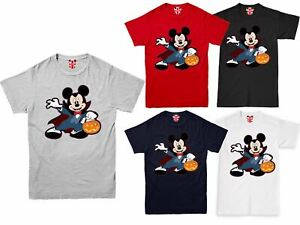 Disney Halloween Shirt, Mickey Not So Scary Halloween Party Shirt, Gift for kids