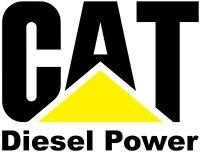 Caterpillar CAT Diesel Hard Hat Vinyl Sticker Car Truck Window Decal Laptop Logo