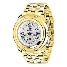 Glam Rock Women Miami 46mm Steel Bracelet Swiss Quartz Analog Watch GR10070 New