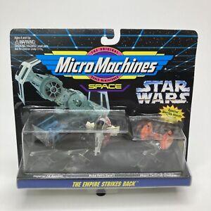 Micro Machines Star Wars The Empire Strikes Back Collection #5 VTG w Boba Fett