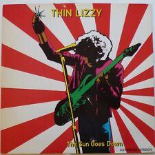 "Thin Lizzy The Sun Goes Down 12"" Vinyl Single Vertigo Records LIZZY 1312 EX/EX"