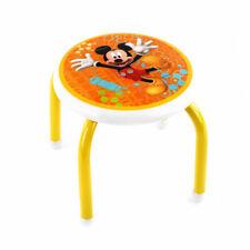 MICKEY MOUSE TOPOLINO Sgabello per bambini Sedia bimbi ORIGINALE DISNEY cm24x34