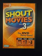 Shout About Movies Disc 3 (DVD, 2004)