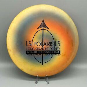 Millennium Polaris LS 175g PFN, Pat# Tie Dye Long Straight Driver  Innova