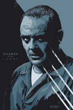 Silence of the Lambs Poster - Variant - Mondo - Ken Taylor - AP - Limited