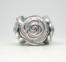 Authentic Pandora #791291EN40 Rose Garden Sterling Silver Bead**RETIRED**