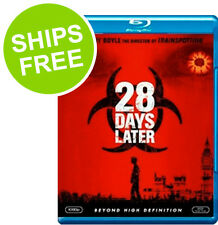 28 Days Later (Blu-ray, 2009) NEW, Sealed, Cillian Murphy, Naomie Harris