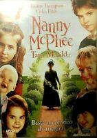 NANNY MCPHEE - TATA MATILDA (2005) di  Kirk Jones - DVD EX NOLEGGIO - EAGLE