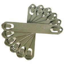 "Blackhawk Nonrusting 3"" Width Speed clips Six pack #3, Olive Drab Model 38C306OD"