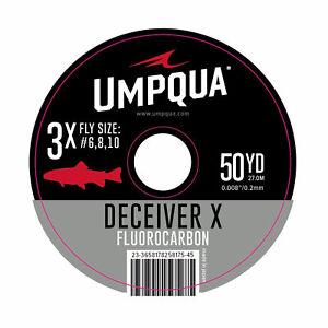 Umpqua Deceiver X Fluorocarbon Tippet