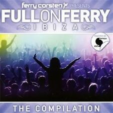 FERRY CORSTEN - FULL ON FERRY-IBIZA 2 CD NEU