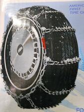ACCO Snow Tire Chains P165/75R-13 P155/80R-13 P175/65R-14 155R-15 165R-14 etc