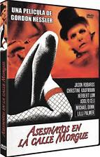 Asesinatos De La Calle Morgue (Murders In The Rue Morgue)