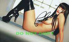REPRINT RP 8x10 Signed Autographed Photo: Non-Nude Pauley Perrette NCIS