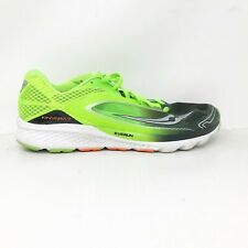 Saucony Mens Kinvara 7 Everun S20298-1 Green Running Shoes Lace Up Size 8.5