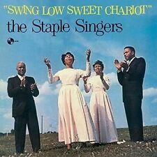 The Staple Singers - Swing Low Sweet Chariot + 2 Bonus Tracks [New Vinyl] Bonus