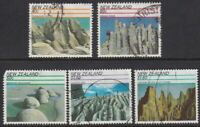 New Zealand - Rock Formations 1991