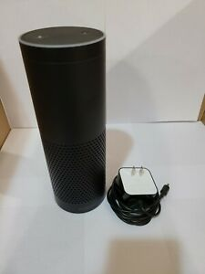 Amazon Echo 1st Generation Smart Assistant Home Music Speaker Alexa