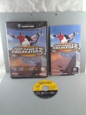 JUEGO NINTENDO GAMECUBE TONY HAWK´S PRO SKATER 3 COMPLETO CIB PAL ESPAÑA LEER