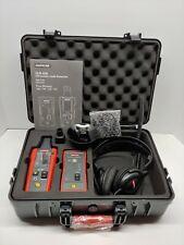 Amprobe ULD-420 Ultrasonic Leak Detector Receiver And Transmitter Kit
