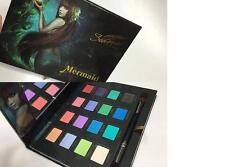 Sedona Lace MERMAIDS EYESHADOW PALETTE + Dual End BRUSH NEW In Box AUTHENTIC
