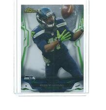 2014 TOPPS FINEST FOOTBALL PERCY HARVIN #46
