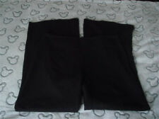 WOMENS BLACK NEXT WIDE LEG TROUSERS SIZE 12