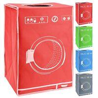 Foldable Washing Machine Laundry Basket Hamper Storage Dirty Laundry Organiser