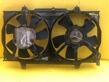 1998 - 2001 NISSAN ALTIMA 2.4L RADIATOR DUAL COOLING FAN ASSEMBLY OEM