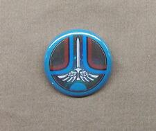 "The Last Starfighter Logo Button 1.25"" Full Color Badge Pinback SciFi Cult Film"