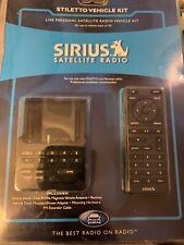 Sirius Stiletto Vehicle Kit (new)