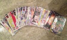 Complete Sailor Moon Comic Book Collection 1-35 Mixx Chix Comix RARE find! Manga