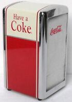 Coca-Cola - PORTA TOVAGLIOLI - in ACCIAIO INOX-anno 1992-senza SCATOLA