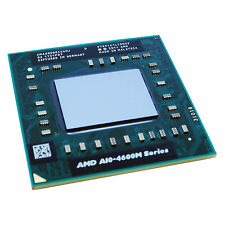 For Sale AMD A10-4600M AM4600DEC44HJ 2300MHZ 722pin 2.3Ghz FS1 Socket Cores 4