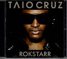 TAIO CRUZ-Rokstarr CD-Brand New-Hip Hop-Rap