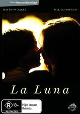 Ex rental La Luna (DVD, 2009) ITALIAN/English subtitles