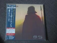 WISHBONE ASH argus JAPAN mini lp SHM SACD CD SEALED