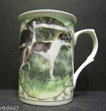 Whippet Dog By Mellor Fine Bone China Mug Cup Beaker