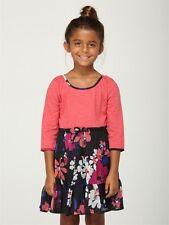 Roxy Kids Dress Sandy Foorprints Sz 5