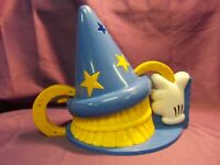 DISNEY PARKS SORCERER'S HAT PLAYSET HOLLYWOOD STUDIOS DISNEYLAND DISNEYWORLD