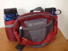 Outdoor Products Mojave 8.0 16oz Water Bottle Hiking Waist Fanny Pack Bum Bag