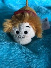The Disney Store Mini Tsum Tsum Plush Soft Toy Aladdin Abu Monkey Beanie Small