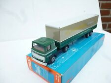TEKNO 1:50 - SCANIA LB 141  DE HAAN  TRANSPORT   TRUCK &  TRAILER  NMB