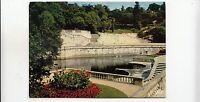 BF28744 nimes gard le jardin de la fontaine france  front/back image