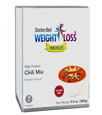 Doctors Best Premium - Chili Mix Low Sugar, Low Fat, Low Calorie, High Protein
