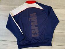 Adidas Official FIFA World Cup 2006 Spain Espana Full Zip Track Jacket Men's L