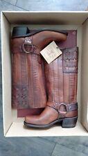 NIB! FRYE Harness Tall Tan Leather Boots size 6M